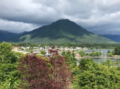Sitka from Castle Hill